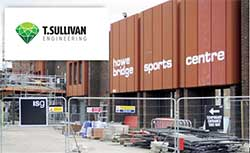 Howe Bridge Sport centre in Atherton, Manchester