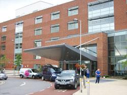 Whiston Hospital