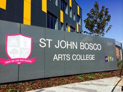 Saint John Boscoe