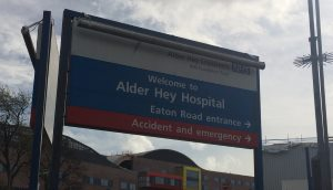 New Fire Escapes For Alder Hey Childrens hospital